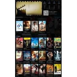 【公众号应用】VIP视频电影建站cms公众号版V5.1.5安装包+pc端插件,优化采集规则